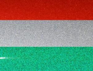 magyar színek