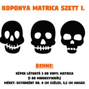 koponya matrica szett 01