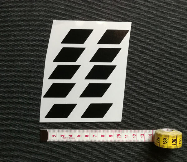 palalelogramma matrica szett szélessége