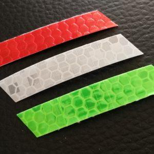 öntapadós fényvisszaverő magyar zászló