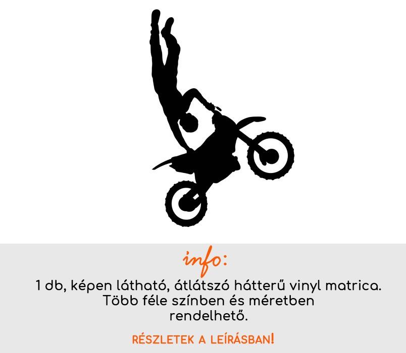 Motocross matrica