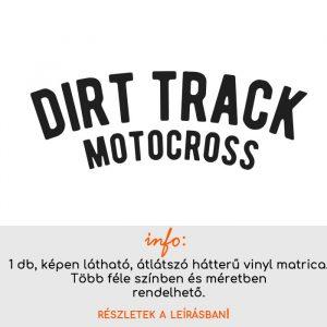 több méretben és színben motocross matrica autóra felirat 2.