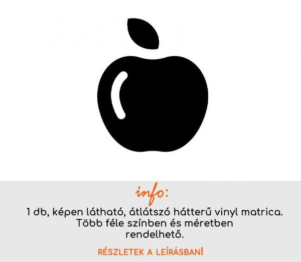 több színben és méretben konyhai csempematrica alma matrica