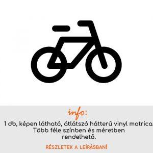 több színben és méretben csempematrica bicikli 1.