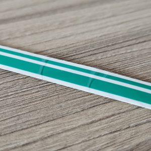 Zöld dekorcsík 1